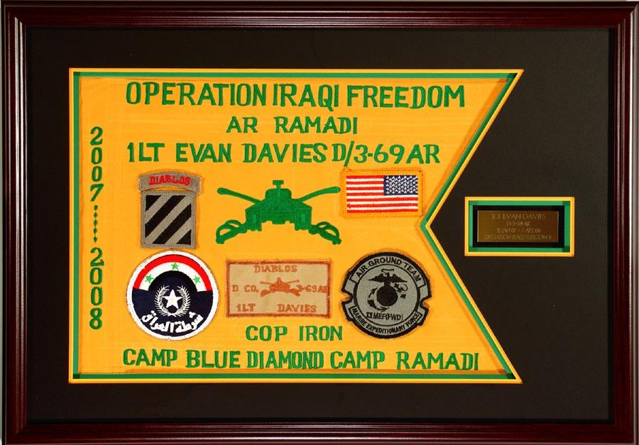 Operation Iraqi Freedon Guidon