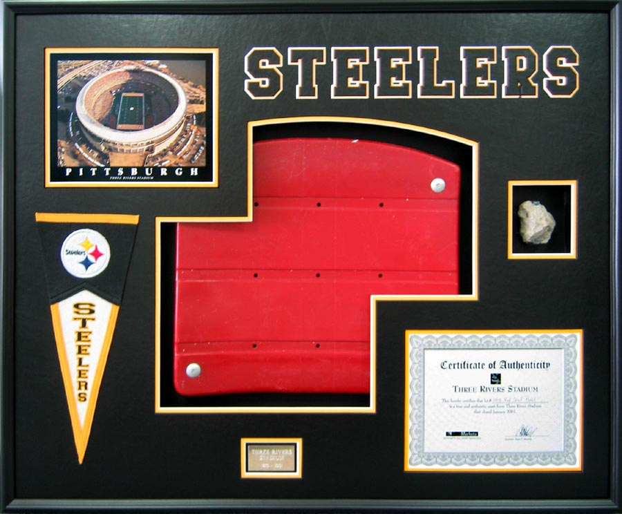 Framed Sports Shadowbox